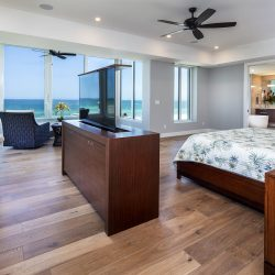 1 - Bayfront Renovation - Longboat Key - Master Bedroom