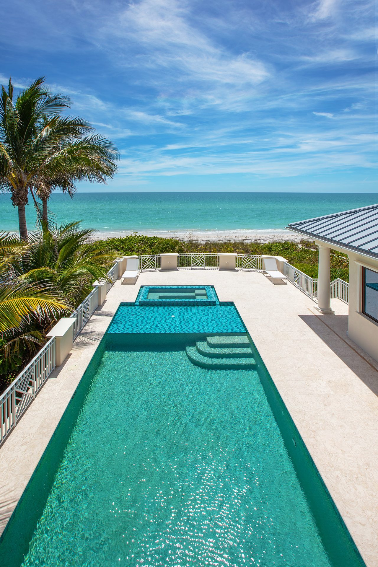 4 - Island Georgian - Boca Grande - Pool