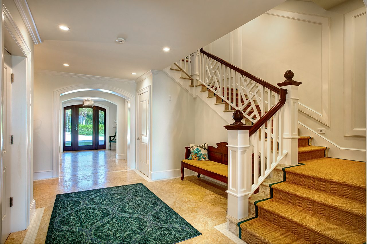 5 - Island Georgian - Boca Grande - Foyer