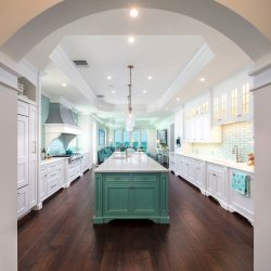 6 - Island Georgian - Boca Grande - Kitchen