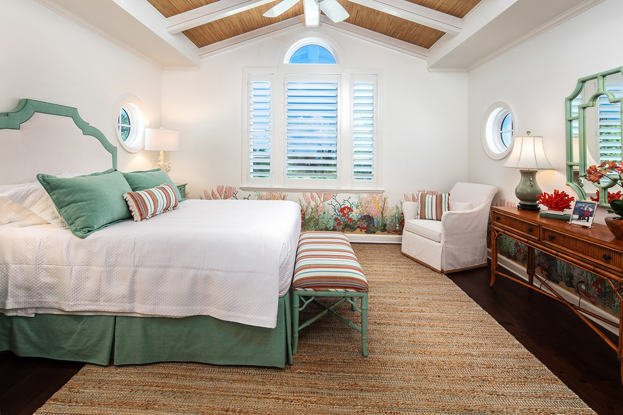 9 - Island Georgian - Boca Grande - Guest Bedroom