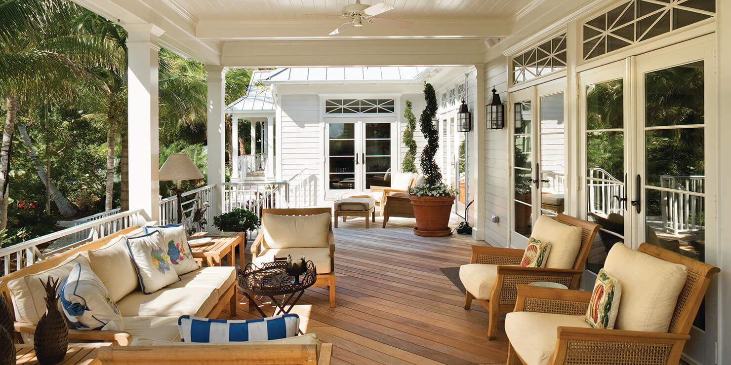Design Floridain - Boca Grande Renovation - Back Porch (1)